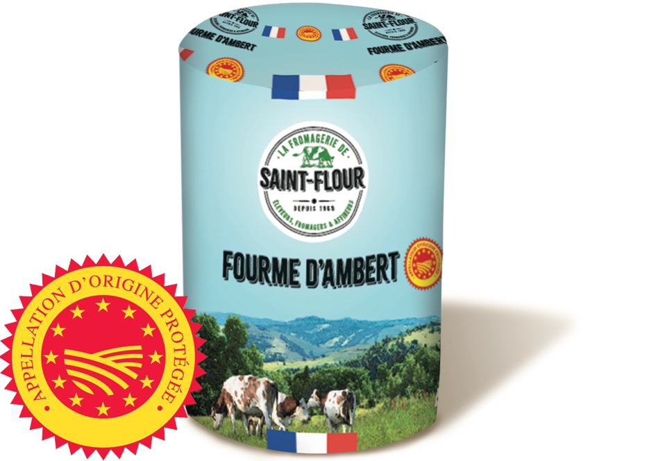 NEW French Fourme d'Ambert cheese