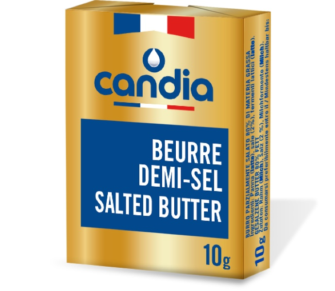 Mini Portion Salted Butter 10G